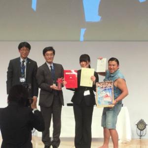 学生・研修医セッション 表彰式