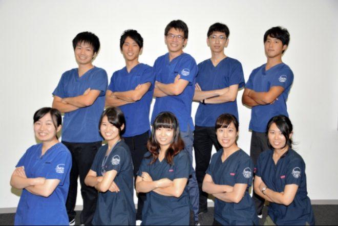 三重大学 MUSHのメンバー